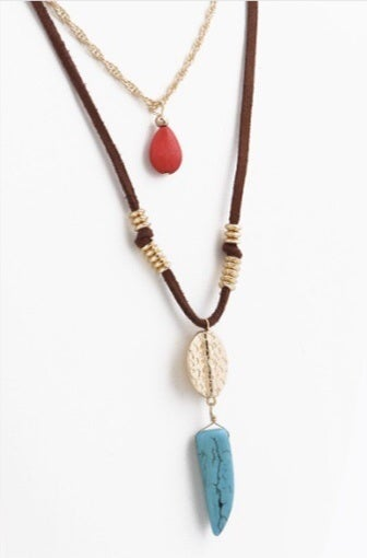 "Image of ""Iroquois"" necklace"