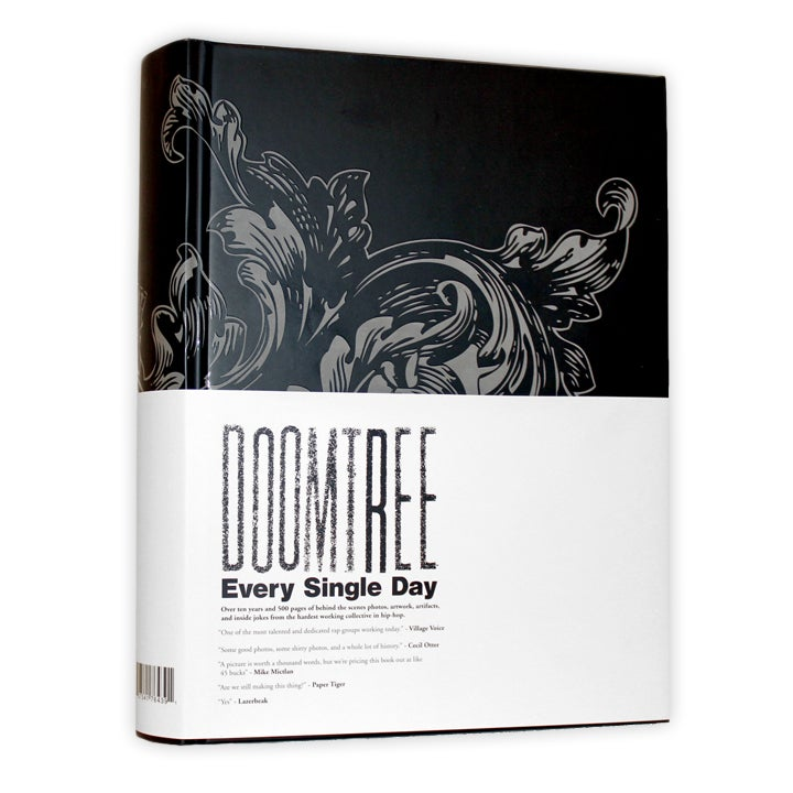 Doomtree: Every Single Day (THE BOOK!)