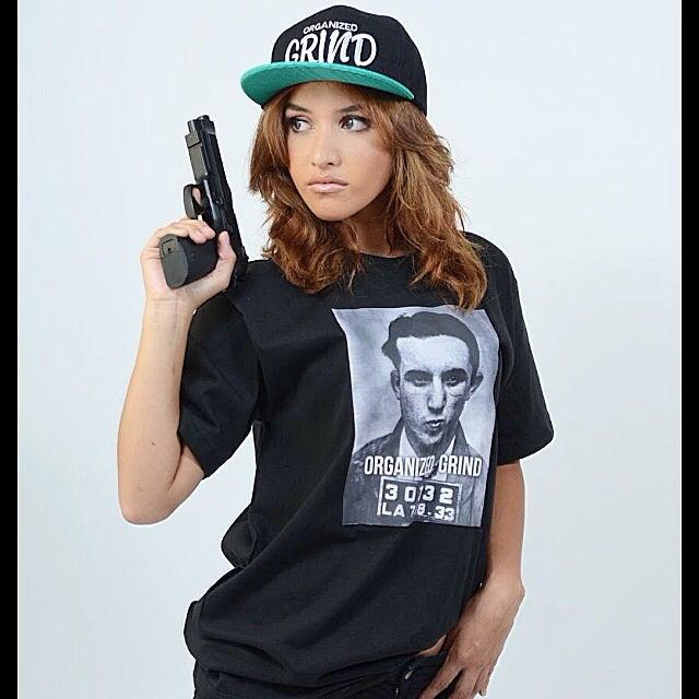 Image of OG Mickey Cohen - Mugg shot shirt