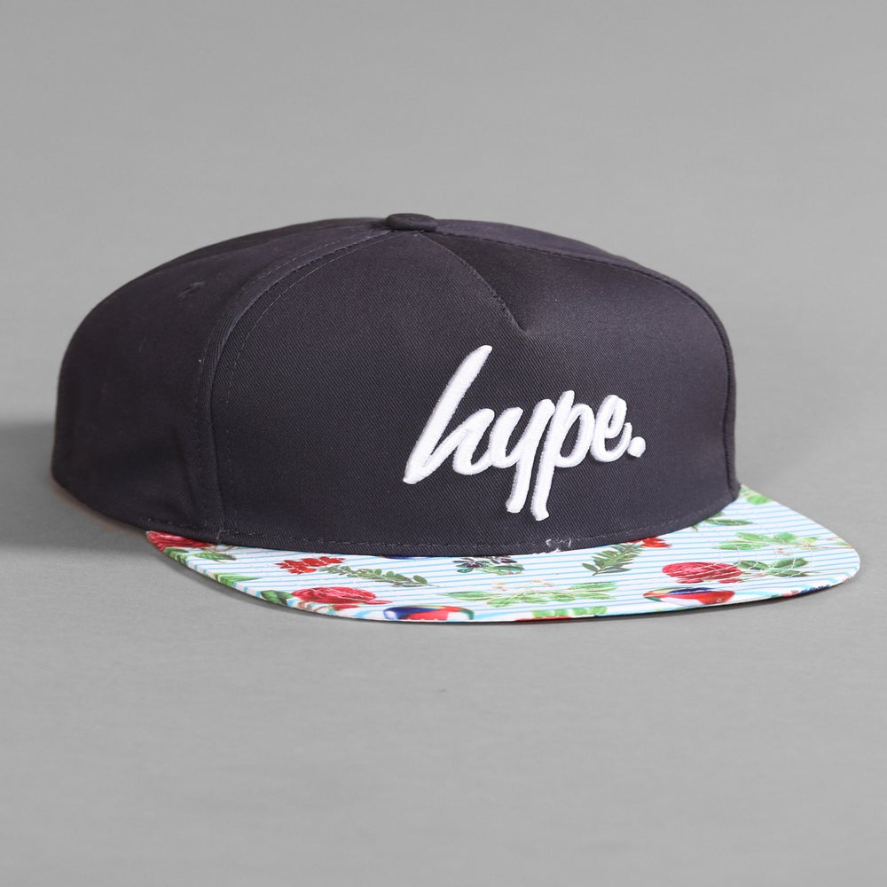 Image of HYPE.FESTIVAL FLOWER BEACHBALL SNAPBACK