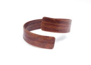 Image of Sunken Cypress Spiral Cuff
