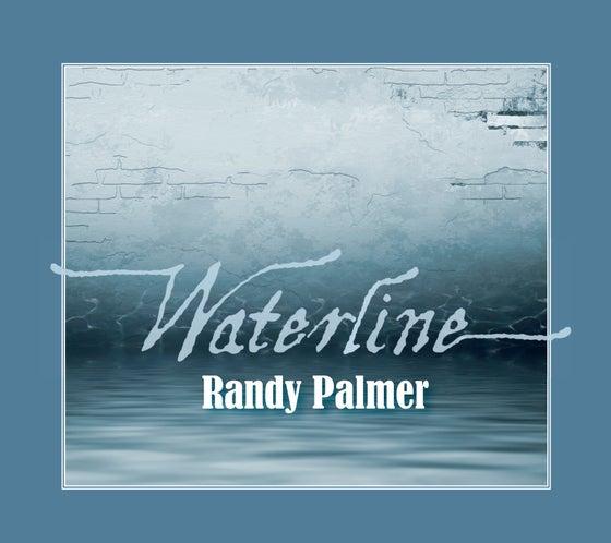 Image of Randy Palmer 'Waterline' CD