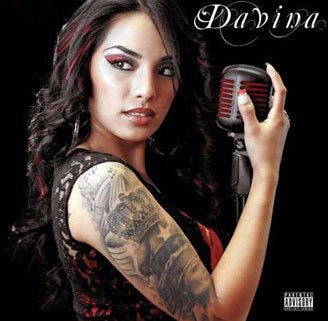 "Image of ""Davina"" -Self Titled CD (Album #3)"