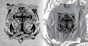 Image of Anchor Crewneck Sweatshirt