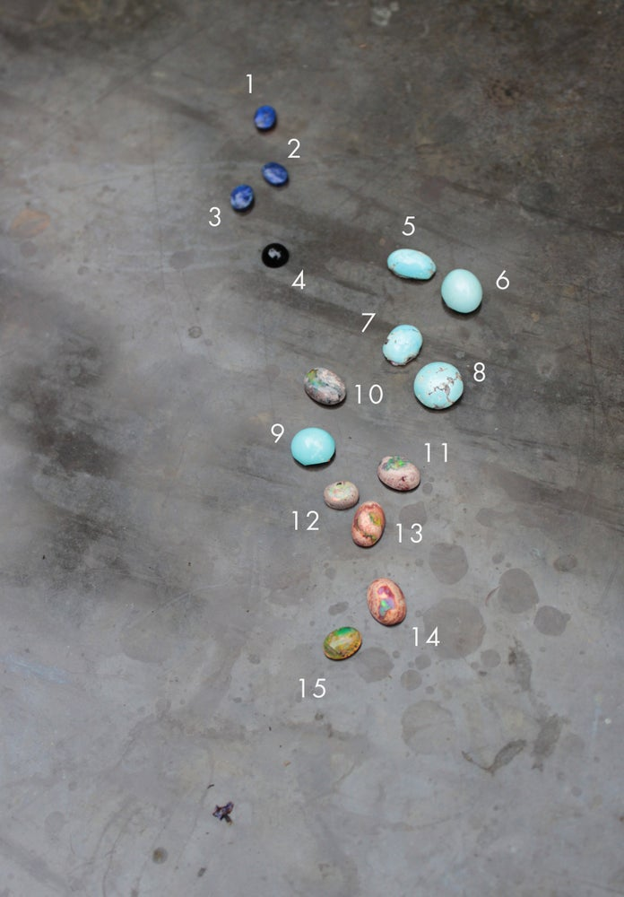 Image of Fancy Stone Rings