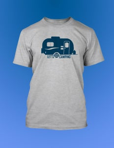 Image of Let's GO Camping T-Shirt