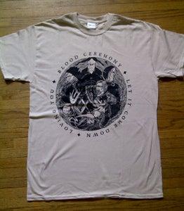 Image of LET IT COME DOWN T-shirt