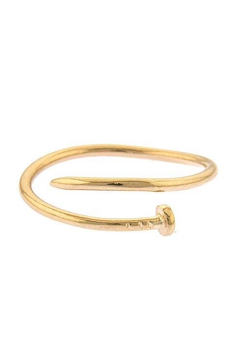 Image of Thin Nail Wrap Ring