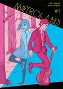 Image of Metroland #1 by Ricky Miller & Julia Scheele
