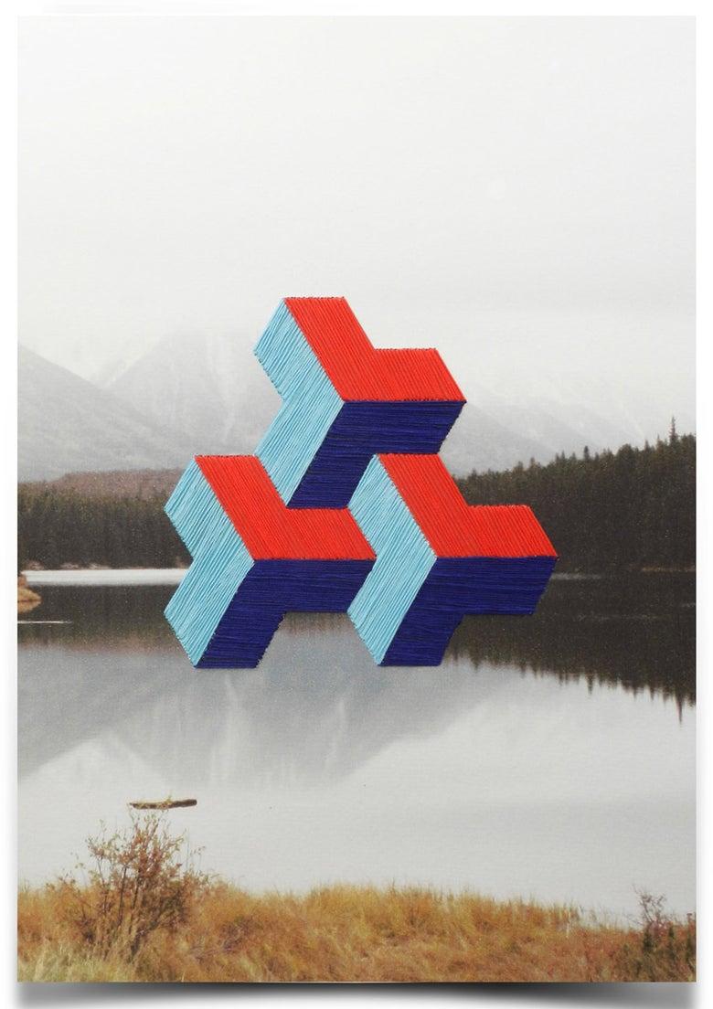 "Image of Print of ""Isometric"""