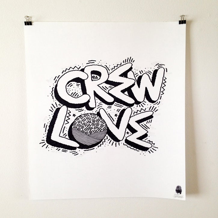 "Image of ""Crew Love"""