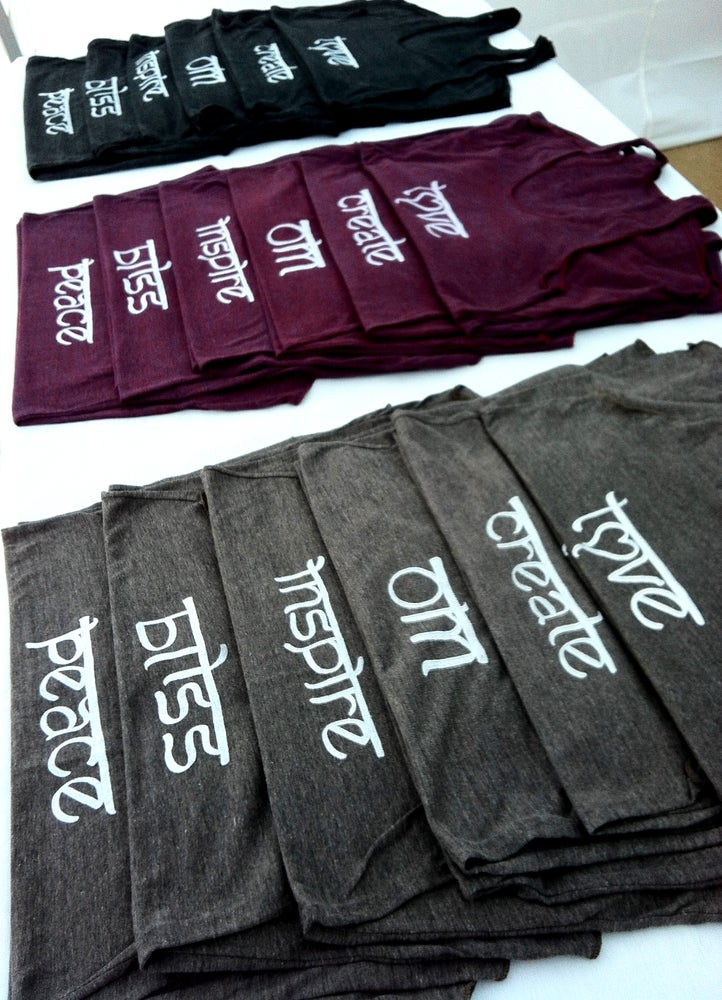 Image of Love Mantra Tank Top