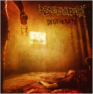 "Image of ASS TO MOUTH ""Degenerate"" - LP"