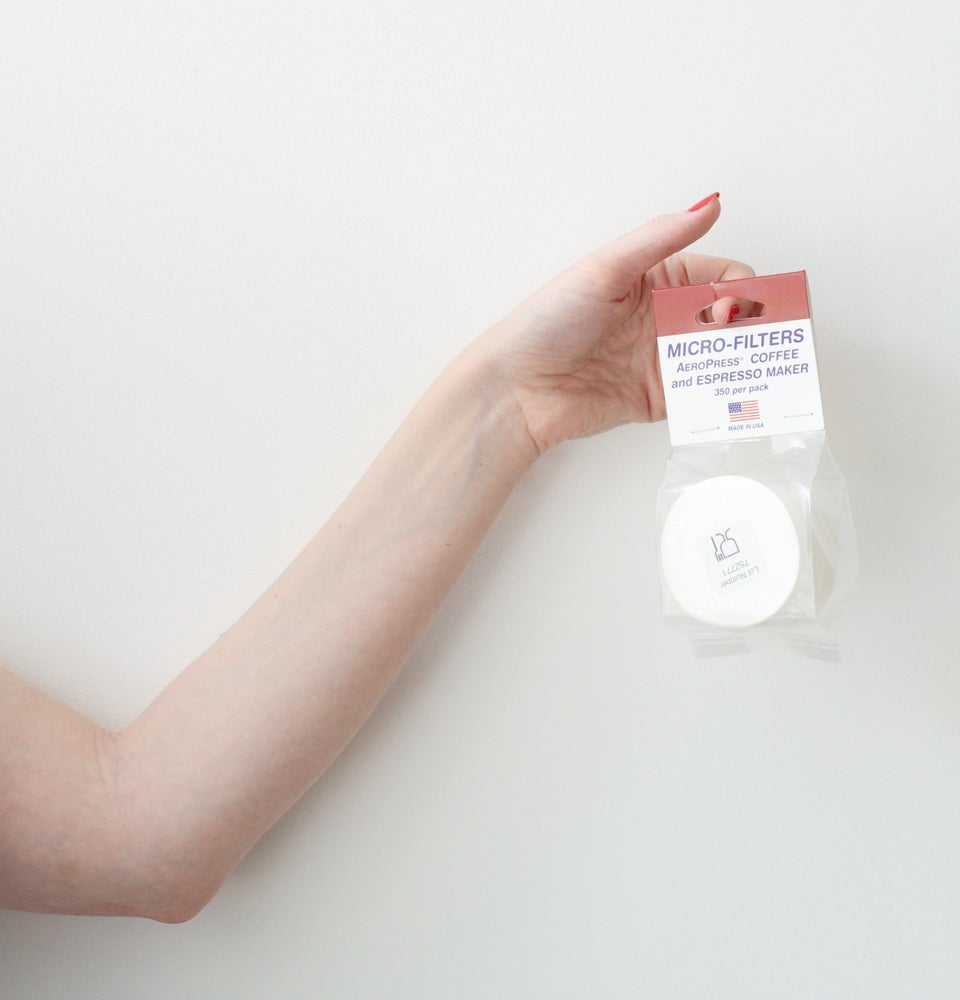 Image of AEROPRESS FILTER PAPERS