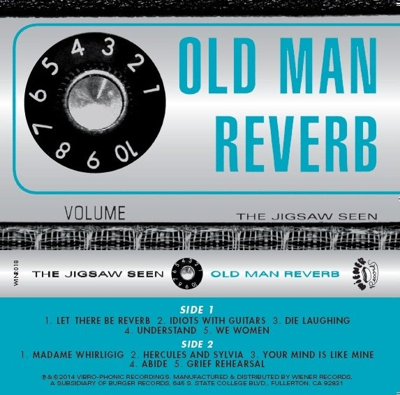 "Image of ""Old Man Reverb"" Cassette"