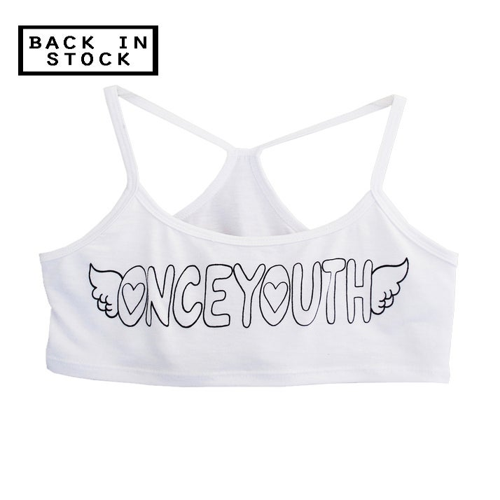 Image of Once Youth Bralette