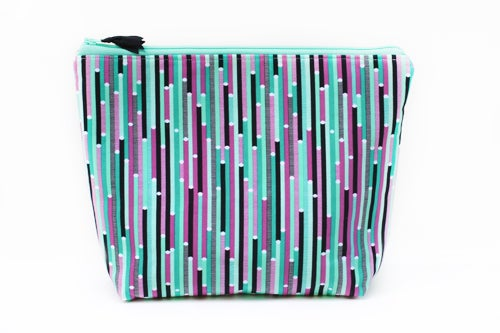 Image of Triplizip Zipper Pouch PDF Pattern