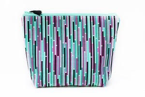 Image of Triplizip Zipper Pouch PAPER Pattern