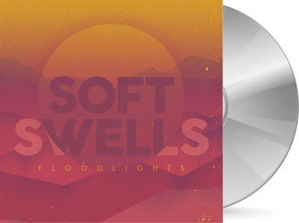 Image of Pre-Order: Soft Swells - Floodlights CD