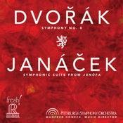 Image of Dvorak: Symphony No. 8 - Janacek: Jenufa Suite