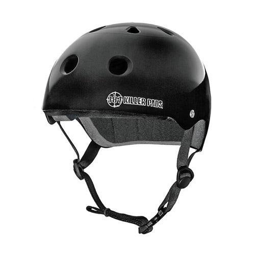 Image of PRO SKATE HELMET - gloss black