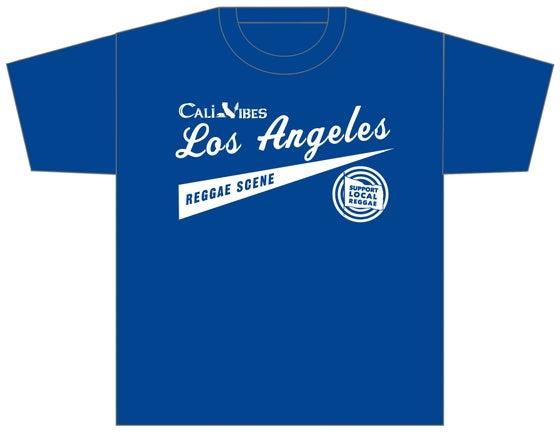 Image of LOS ANGELES REGGAE SCENE DODGER'S COLORWAY