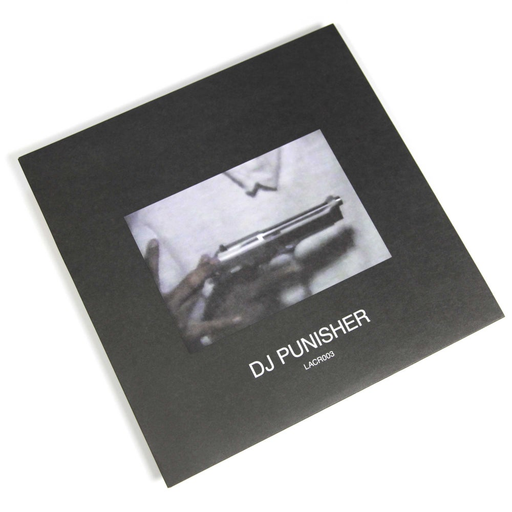 Image of LACR003 - DJ PUNISHER / UNTITLED
