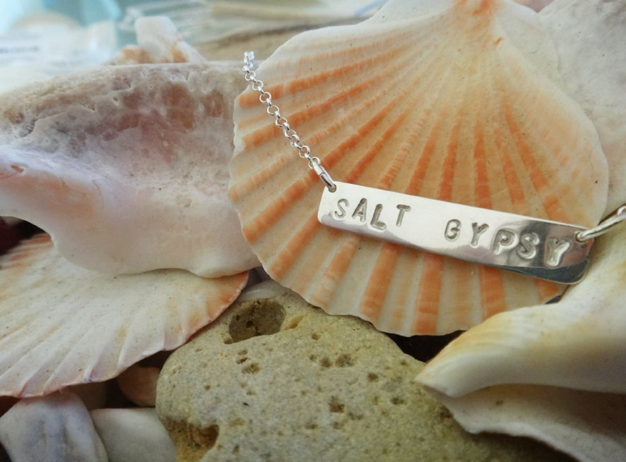 Image of Salt Gypsy Necklace