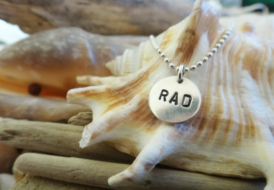 Image of Rad Necklace