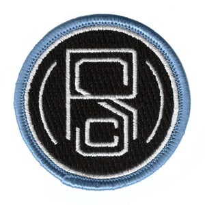 Image of RSC embroidered patches