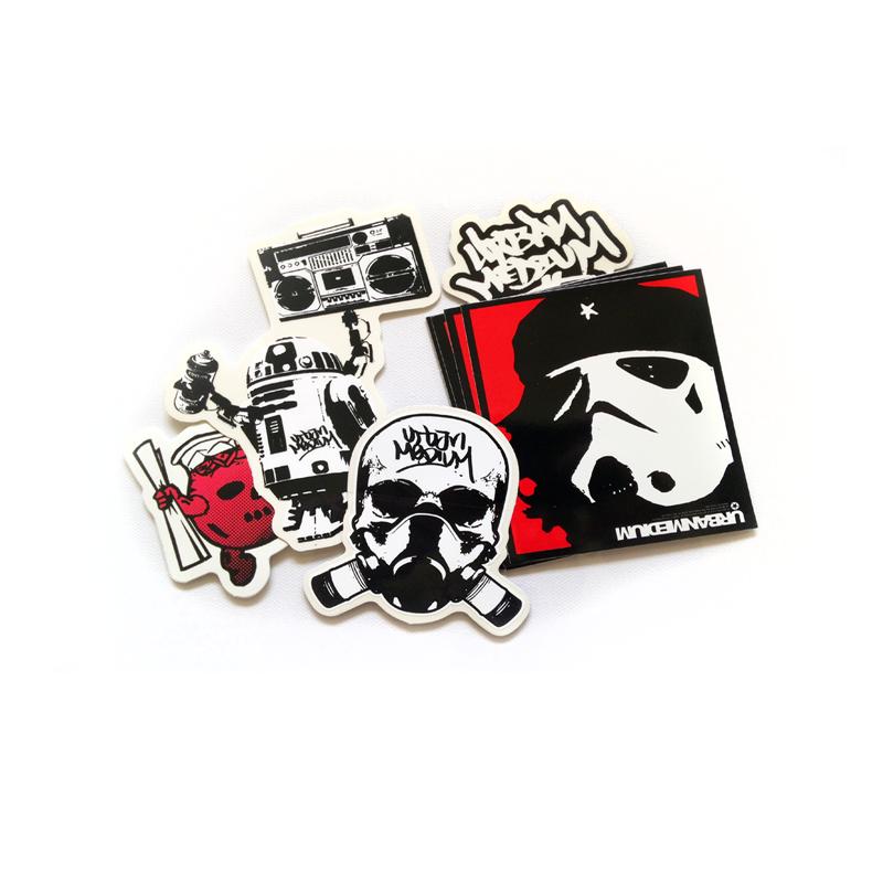Image of UrbanMedium Sticker Pack