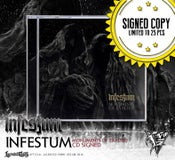 Image of INFESTUM - Monuments Of Exalted CD SIGNED copy limited!