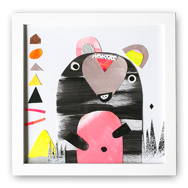Image of Mouse Bear - Original Artwork