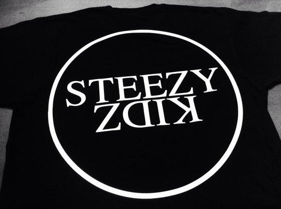 Image of Steezy Kidz Back Print Tee SS14