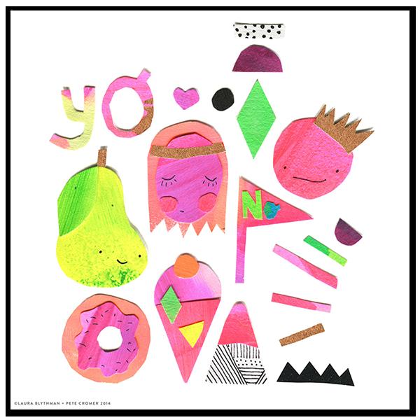 Image of Yo No - Limited Edition Print