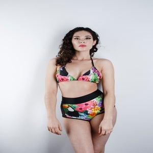 Image of Tropical Trip two piece Bikini set