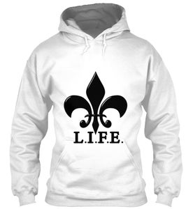 Image of L.I.F.E. © ALL RIGHTS RESERVED BY L.I.F.E. SWEATSHIRTS