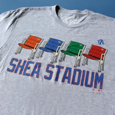 Image of Shea Stadium Seats