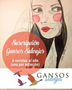 Image of Suscripción Anual Gansos Salvajes