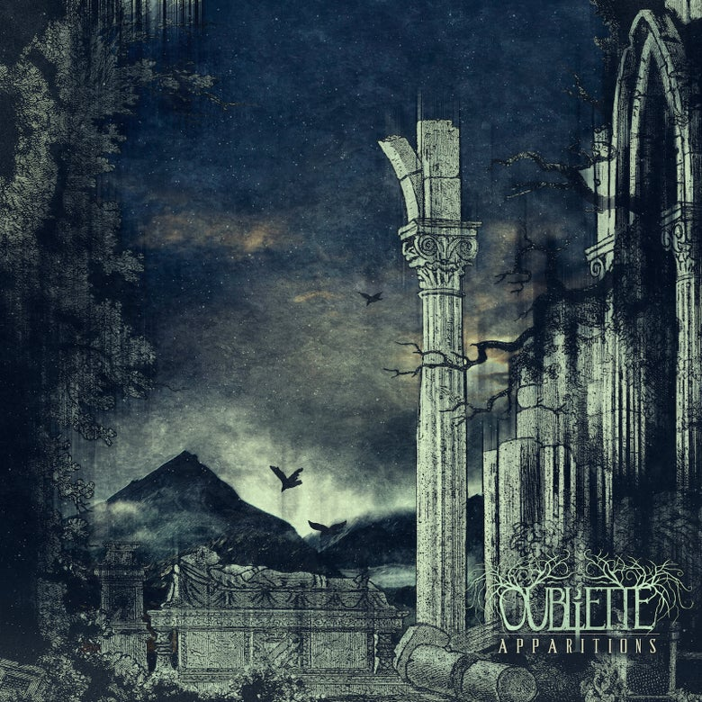Image of Oubliette - Apparitions CD