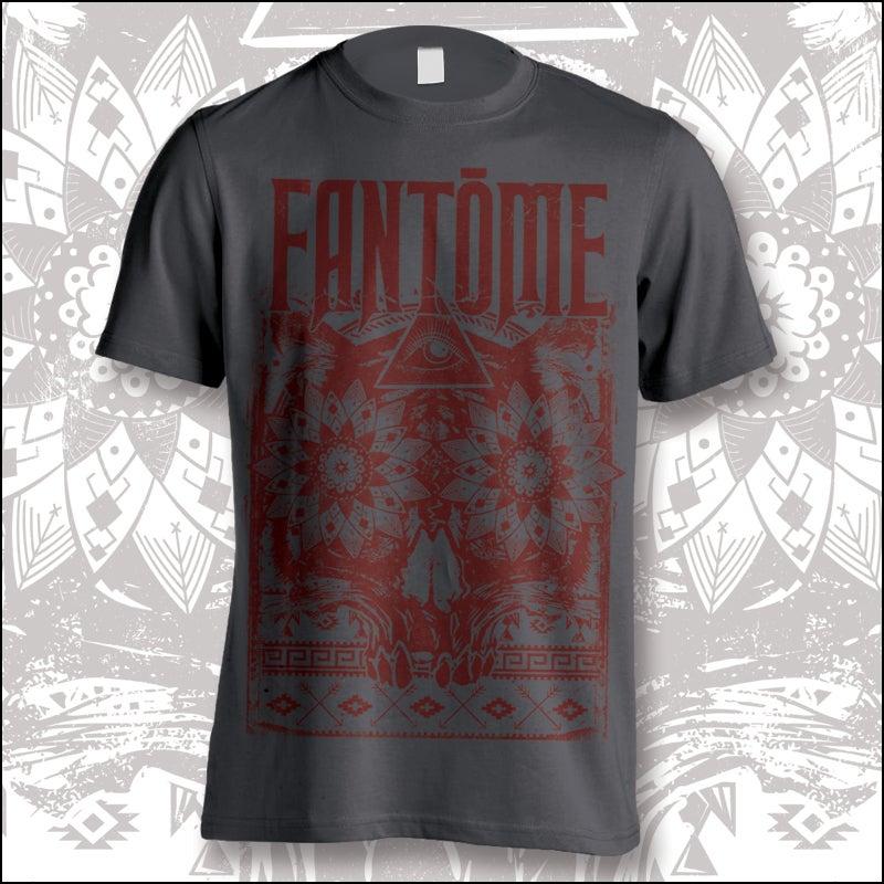 Image of FANTOME - Dark Lotus Tshirt