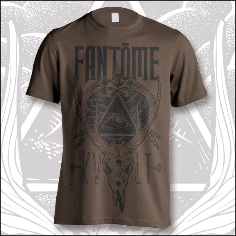 Image of FANTOME - KVLT Tshirt