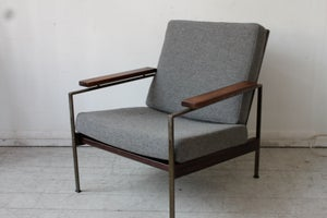 Image of Very industrial vintage Rob parry arm chair