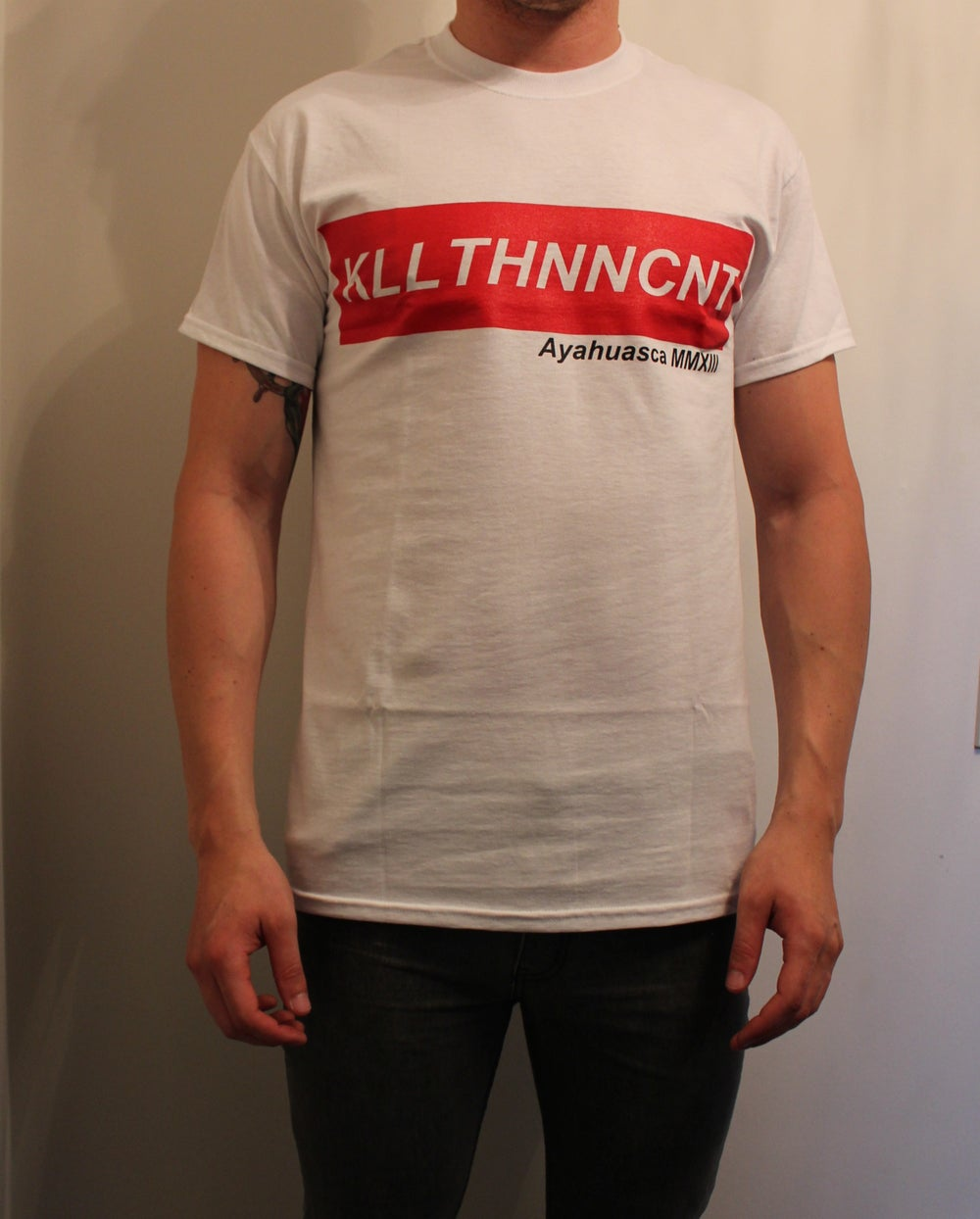 Image of Kill The Innocent - KLLTHNNCNT Ayahuasca MMXI Tee