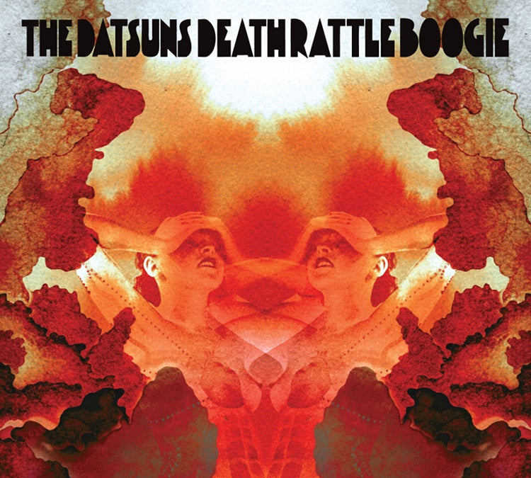 Image of Death Rattle Boogie (CD)