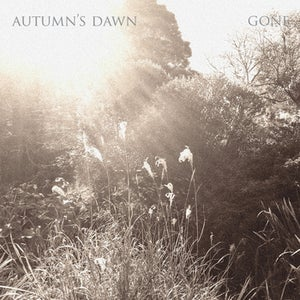 """Image of Autumn's Dawn - """"Gone"""" CD"""