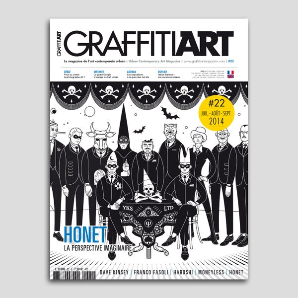 Image of Graffiti Art Magazine #22