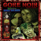 Image of Issue 11: Return to Nuke 'Em High Grindhouse Steve McGinnis Cover
