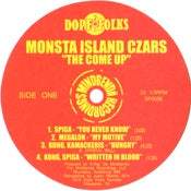 "Image of MONSTA ISLAND CZARS ""THE COME UP"""