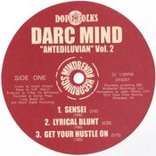 "Image of DARC MIND ""ANTEDILUVIAN EP VOL. 2"""